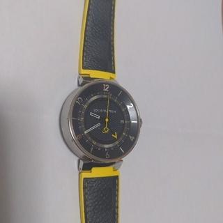ルイヴィトン(LOUIS VUITTON)のルイヴィトン タンブールムーン 時計(腕時計(デジタル))