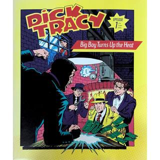 ディズニー(Disney)のディック・トレイシー アメコミ 1990年 美品(アメコミ)