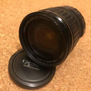キヤノン(Canon)の(値下げ)canon 純正レンズ 28-135mm F3.5-5.6 IS(レンズ(ズーム))