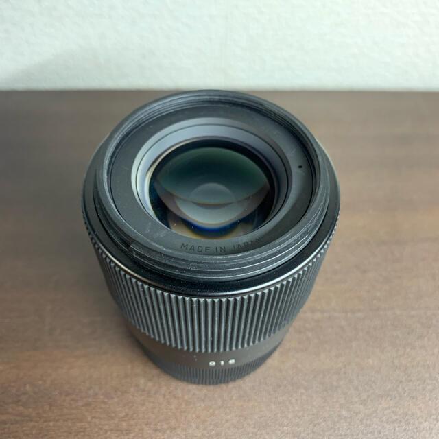 SIGMA(シグマ)のsigma 30mmF1.4 スマホ/家電/カメラのカメラ(レンズ(単焦点))の商品写真