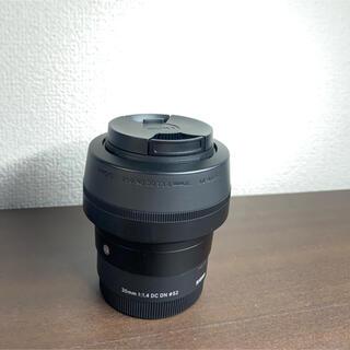 SIGMA - sigma 30mmF1.4