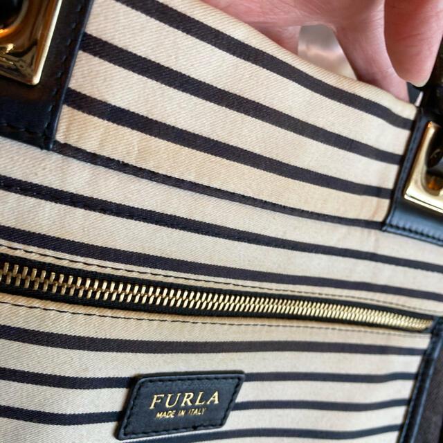 Furla(フルラ)のFURLAフルラデニムトートバッグ レディースのバッグ(トートバッグ)の商品写真