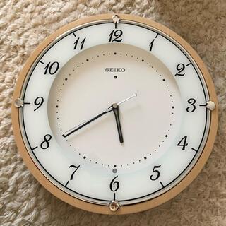 SEIKO - 掛時計  SEIKO  電波時計