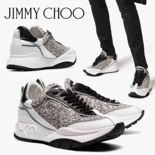 ジミーチュウ(JIMMY CHOO)の専用(スニーカー)
