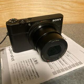 SONY - SONY Cyber−Shot RX DSC-RX100 中古