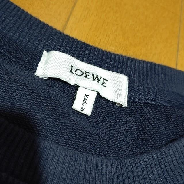 LOEWE(ロエベ)のLOEWE ロエベ アナグラム スウェット メンズのトップス(スウェット)の商品写真