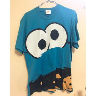 セサミストリート(SESAME STREET)の[ 1,333円 ] 未使用 USJ クッキーモンスター Tシャツ (Tシャツ(半袖/袖なし))