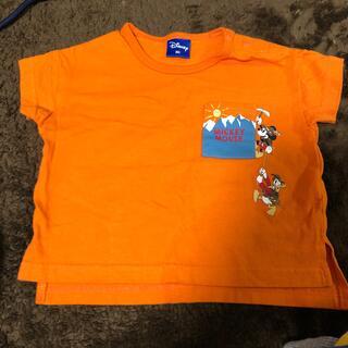 ディズニー(Disney)のDisney ミッキー Tシャツ 80(Tシャツ)