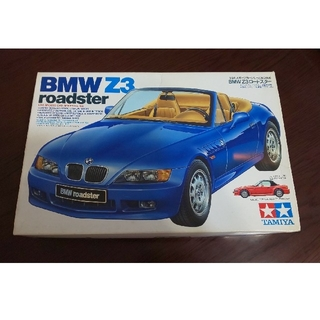 BMWプラモデル