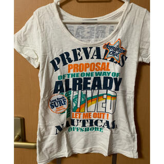 レディースTシャツ(Tシャツ(半袖/袖なし))
