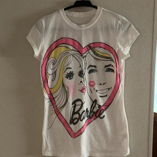 バービー(Barbie)のTシャツ Barbie バービー(Tシャツ(半袖/袖なし))
