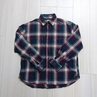 ジェイプレス(J.PRESS)の★J.PRESS★Jプレス★ネルシャツ★160cm(Tシャツ/カットソー)