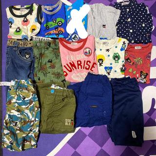 ダブルビー(DOUBLE.B)のダブルB Tシャツ、タンク、パンツ、長袖130(Tシャツ/カットソー)