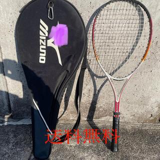 ミズノ軟式テニスラケット