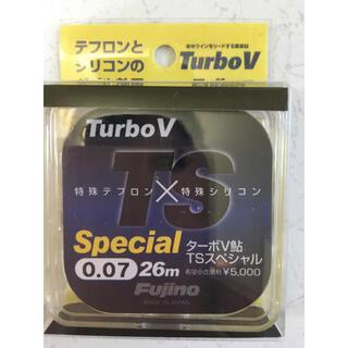 ターボV鮎TSスペシャル0.07 26m 希望小売価格5000円(釣り糸/ライン)