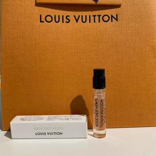 LOUIS VUITTON - LOUIS VUITTON 【ROSE DES VENTS】 香水サンプル