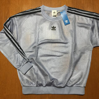 アディダス(adidas)のアディダス メッシュT(Tシャツ(長袖/七分))