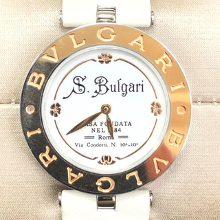 BVLGARI - 【期間限定】ブルガリ ビーゼロワン 125周年記念モデル 腕時計