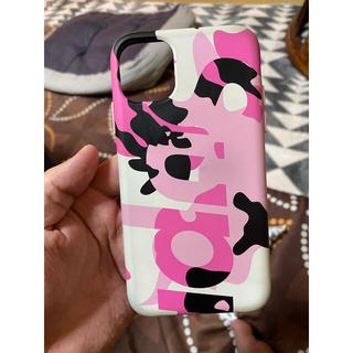 シュプリーム(Supreme)の中古 Supreme Camo iPhone Case 11 Pink(iPhoneケース)