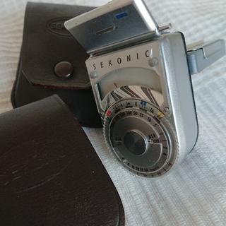 ニコン(Nikon)のSEKONIC EXPOSURE METER L-8(露出計)