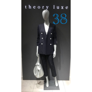 Theory luxe - 【新品未使用】theoryluxe デニムジャケット 定価57200円 38