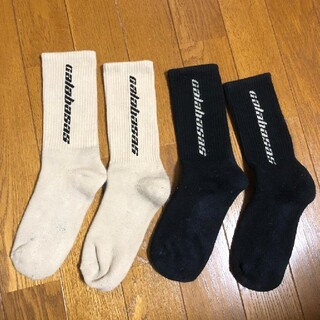 アディダス(adidas)のYeezy season 6 ソックスセット(ソックス)