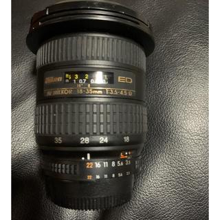 Nikon - 値下げNikkor広角ズーム18-35 f/3.5-4.5D IF-ED