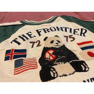トウヨウエンタープライズ(東洋エンタープライズ)のスエット パンダ 刺繍(スウェット)