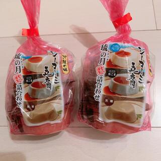 専用 ◎ ジーマーミ豆腐 3種 × 2袋(豆腐/豆製品)