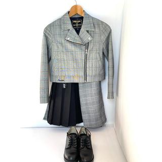 ピンクラテ(PINK-latte)のピンクラテ 卒服 ライダース フォーマル、革靴セット(ドレス/フォーマル)