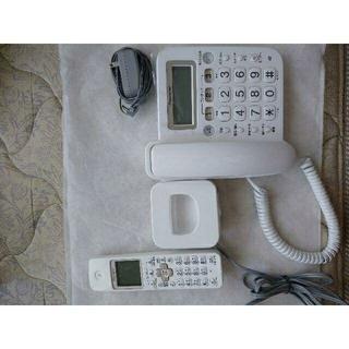 パイオニア(Pioneer)のパイオニアデジタルコードレス電話機子機1台付きTF-SA15S(その他)