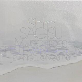 """カラー(Color)のShiro SAGISU Music from""""SHIN EVANGELION""""(映画音楽)"""
