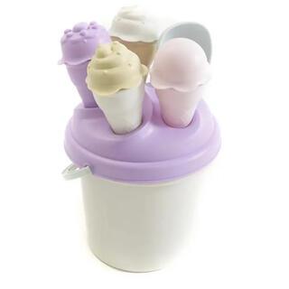 スリーコインズ(3COINS)の3COINS ・スリーコインズアイスクリーム・砂場セット・新品未使用(キャラクターグッズ)