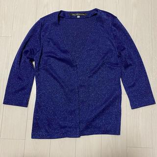 ミッシェルクラン(MICHEL KLEIN)のMICHEL KLEIN ミシェルクラン 羽織りもの カーディガン(カーディガン)