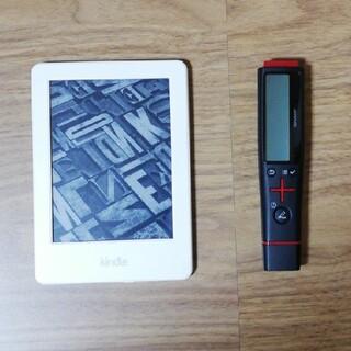 Kindle第7世代 paperwhite + ナゾル(英和)