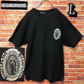 NEIGHBORHOOD - ネイバーフッド NEIGHBORHOOD 半袖tシャツ ゆるダボ L マリア