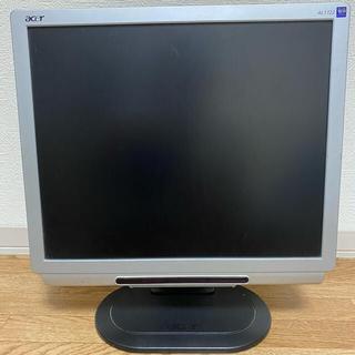 エイサー(Acer)のacer モニターディスプレイ AL1722(ディスプレイ)