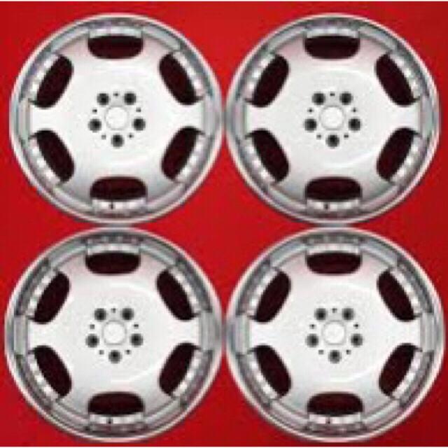 トヨタ(トヨタ)の値下げ! 19インチ ホイール ホイル タイヤ付き 深リム ミニバン セダン 自動車/バイクの自動車(タイヤ・ホイールセット)の商品写真