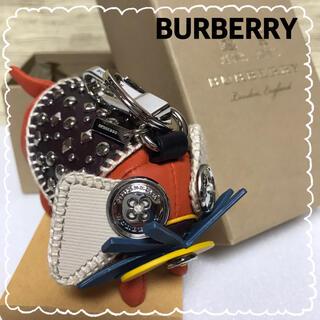 BURBERRY - 未使用 BURBERRY バーバリー バッグチャーム  ぬいぐるみ キーホルダー