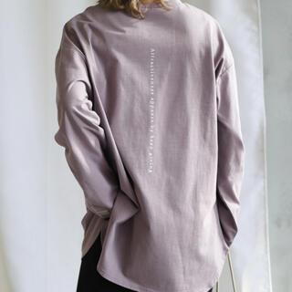 ケービーエフ(KBF)の2021 SS SELECTMOCAロングTシャツ(Tシャツ(長袖/七分))
