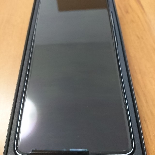 NTTdocomo(エヌティティドコモ)のドコモ Galaxy S21 Ultra 5G SC-52B ファントムシルバー スマホ/家電/カメラのスマートフォン/携帯電話(スマートフォン本体)の商品写真