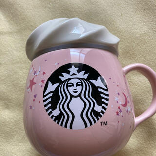 スターバックスコーヒー(Starbucks Coffee)のスタバホイップマグカップ(マグカップ)