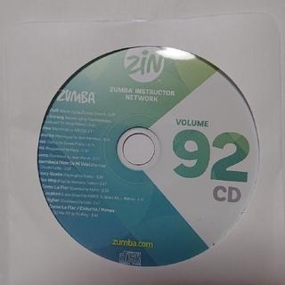 ズンバ(Zumba)のズンバCD   zin92  最新版(スポーツ/フィットネス)