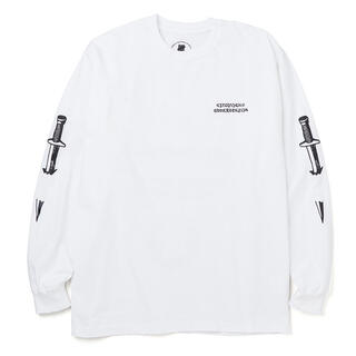 NEIGHBORHOOD - undefeated x NEIGHBORHOOD コラボ ロンT