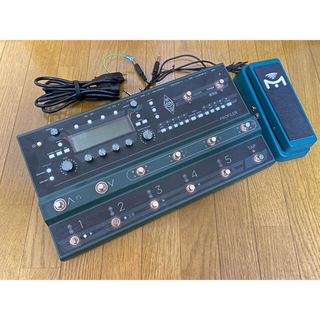 KEMPER  profiler stage & ME EP1-KP-GN(ギターアンプ)