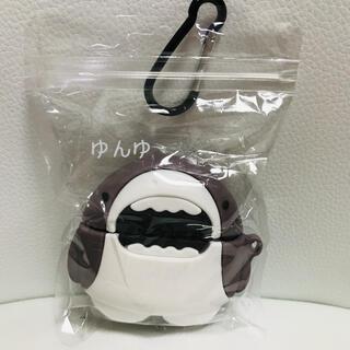 airpods pro エアーポッズ プロ ケース かわいい さめ サメ 韓国(ヘッドフォン/イヤフォン)