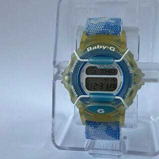 ベビージー(Baby-G)の【未使用】カシオ G-SHOCK Baby-G BG-340M 腕時計 ブルー(腕時計)