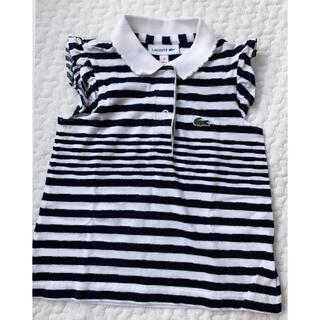 ラコステ(LACOSTE)のラコステ ポロシャツ(Tシャツ/カットソー)