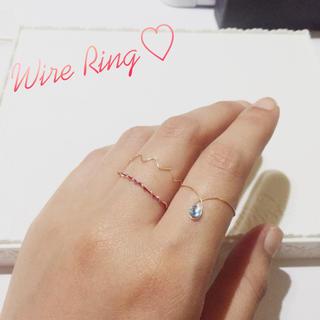 ♡ジュエリーワイヤー♡リング3点セット♡(リング(指輪))
