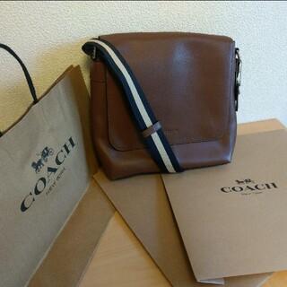 COACH - 新品 コーチ メンズ ショルダーバッグ